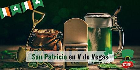 San Patricio Single en V de Vegas entradas
