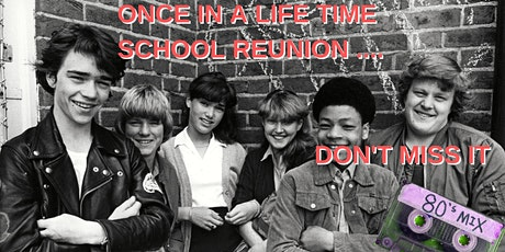 Nicholas Hawksmoor & Hillside School 1980's Reunion tickets