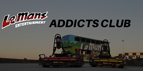 Le Mans Addicts Club July tickets