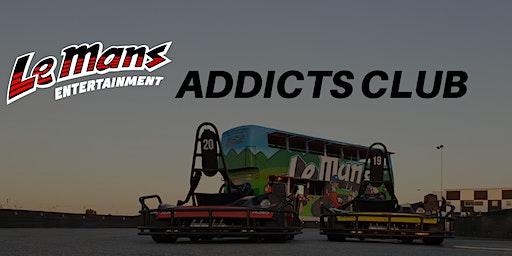 Le Mans Addicts Club July
