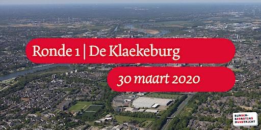 Burgerbegroting | Ronde 1 | De Klaekeburg 2020