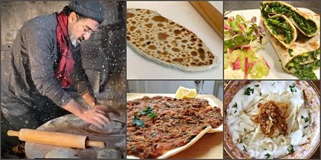 Armenian Cooking, with Serge Madikians of Serevan Restaurant tickets