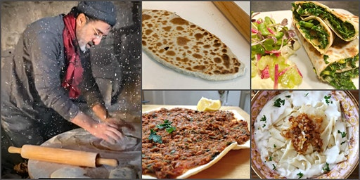 Armenian Cooking, with Serge Madikians of Serevan Restaurant