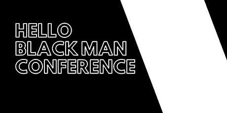 Hello Black Man Conference tickets
