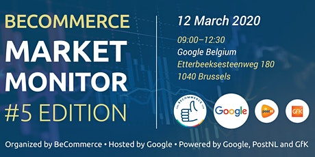 BeCommerce Market Monitor 5th Edition tickets