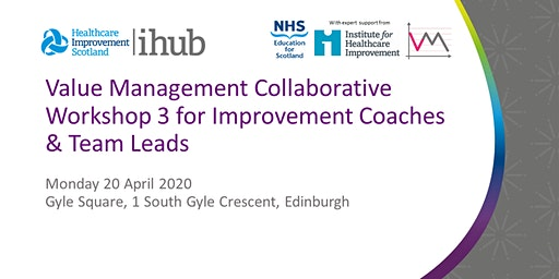Value Management Collaborative  Workshop 3 for Coaches & Team Leads