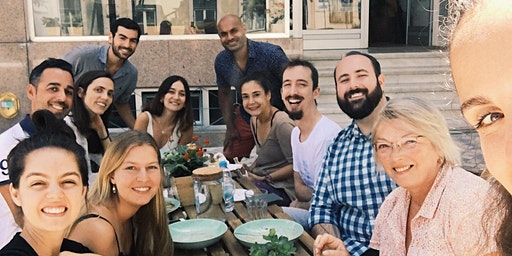 Community Lunch + Free Coworking Day