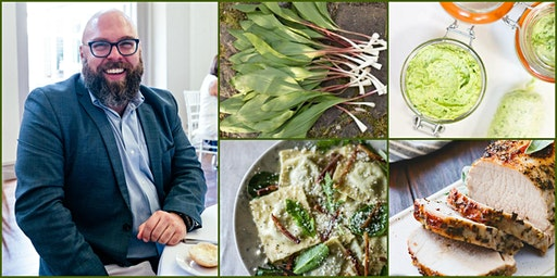 Spring Ramps and Stinging Nettles, with Chad Robertson