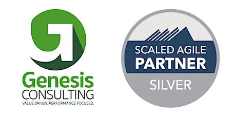 Leading SAFe 5.0 with SA Certification - Belo Horizonte ingressos