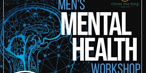 Men's Mental Health Workshop