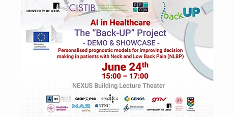 "AI in Healthcare - The ""Back-UP"" Project tickets"