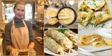 Mother's Day Crepe Workshop, with Tess Kelly tickets