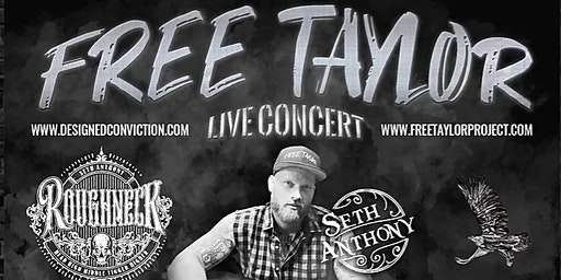 Free Taylor - Country Music Concert Featuring Seth Anthony & more