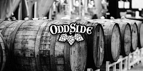 Odd Side Ales Barrel Aged Beer Dinner tickets