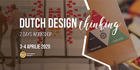 Dutch Design Thinking (2-Day Training, Fast-Track) tickets