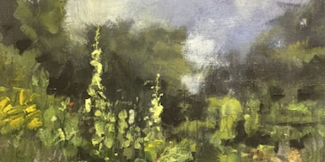 En Plein Air Painting Competition - Painswick, Rococo Garden tickets