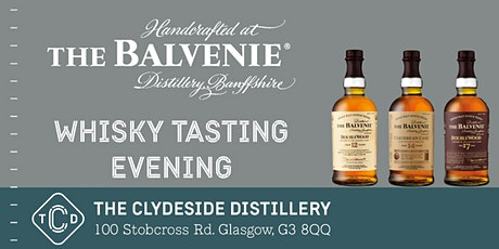 Balvenie Whisky Tasting Evening tickets