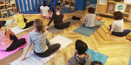 Et Si On Faisait Du Yoga A Midi