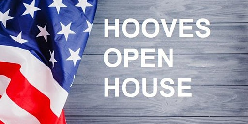 HOOVES Open House Celebration!