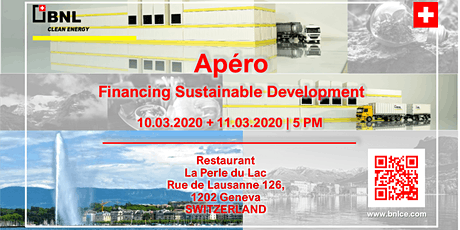 BNL Clean Energy in Geneva! billets