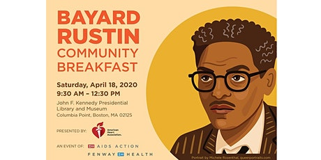 The Bayard Rustin Community Breakfast tickets