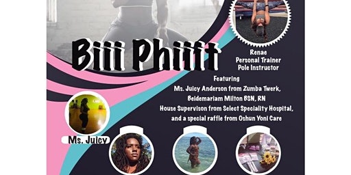 BiiiiPhiiiT Health and Fitness Expo