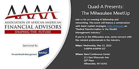 Quad-A Presents: The Milwaukee MeetUp tickets