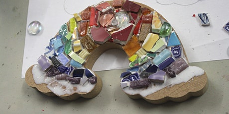 Mosaic Workshop at Creative Chameleon Studios tickets