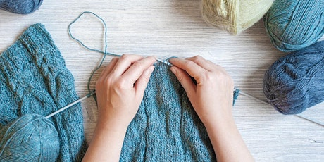 Knitting for Beginners - 3 Weekly Classes tickets