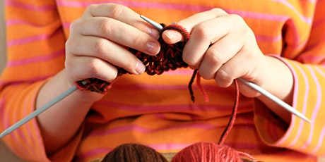 Knitting for Beginners - One Day Workshop tickets