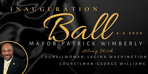 The Inaugural Ball of Inkster's  Mayor Patrick Wim