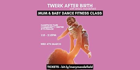 Twerk after Birth | MUM & BABY DANCE FITNESS | beginner friendly  tickets
