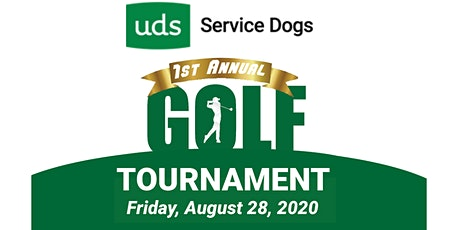 UDS Service Dogs 1st Annual Golf Tournament tickets