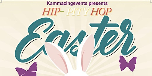 Hip-Pity Hop Easter Hunt !