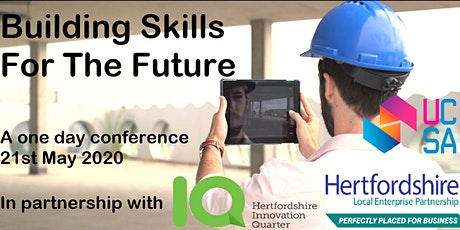 Building Skills For The Future Conference tickets
