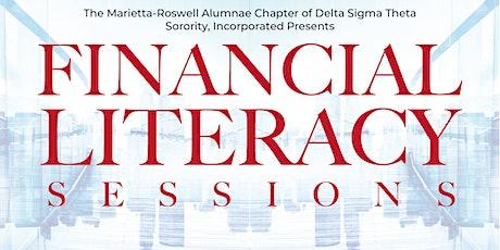 Financial Literacy Training tickets