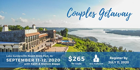 REAL MOMENTUM Couples Getaway tickets