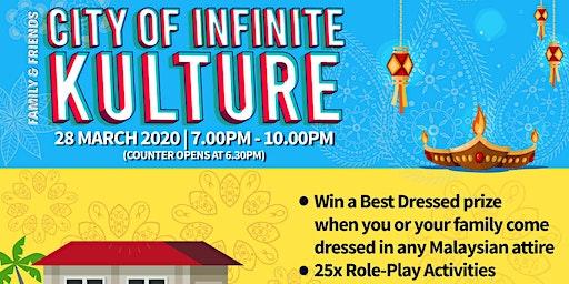 KidZania Kuala Lumpur's City of Infinite Kulture