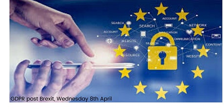 Webinar: GDPR post Brexit tickets