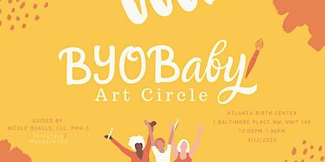 BYOBaby Art Circle tickets