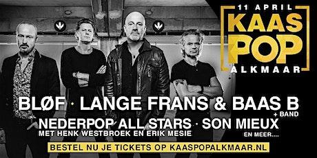 NU.nl - KaasPop Alkmaar 2020 tickets
