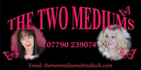 An Evening of Mediumship with The Two Mediums Jo Bradley & Lesley Manning @ The Coppid Beech - Bracknell tickets