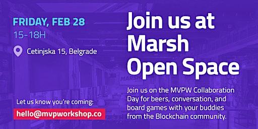 MVP Workshop - Open Doors & Beers
