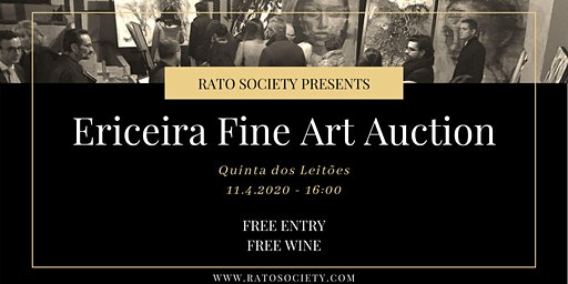 Rato Society Ericeira Fine Art Auction