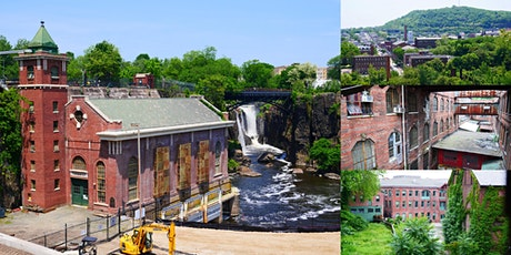 Exploring Paterson, NJ: Alexander Hamilton's Planned City of Industry tickets