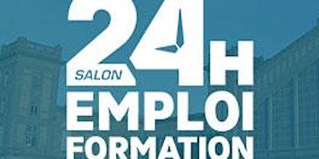 24 Heures Emploi et Formation-Cherbourg billets