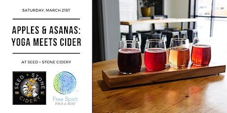 Apples & Asanas: Yoga Meets Cider tickets