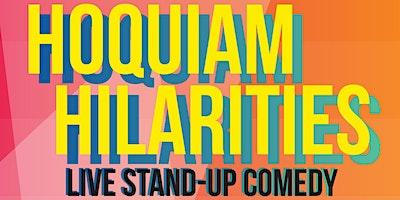 Hoquiam Hilarities - March w/ Caitlin Weierhauser & Mike Coletta