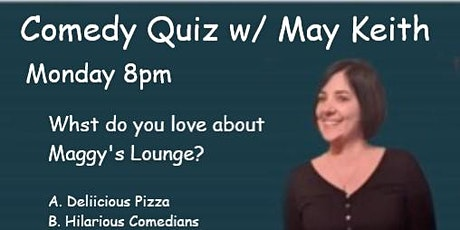 Comedy Quiz Show tickets