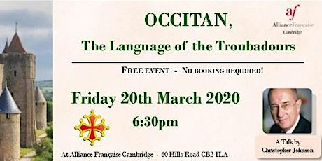 An introduction to Occitan for those passionate about French linguistics! tickets